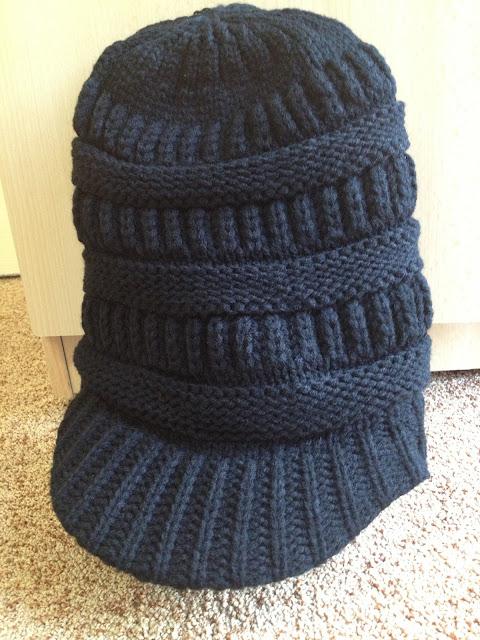 Long Beanie Hat
