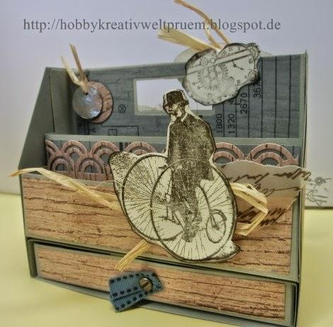 hobby kreativ welt muster werkzeugkiste. Black Bedroom Furniture Sets. Home Design Ideas