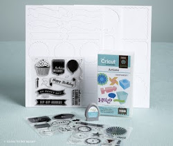 CTMH Artiste Cricut collection