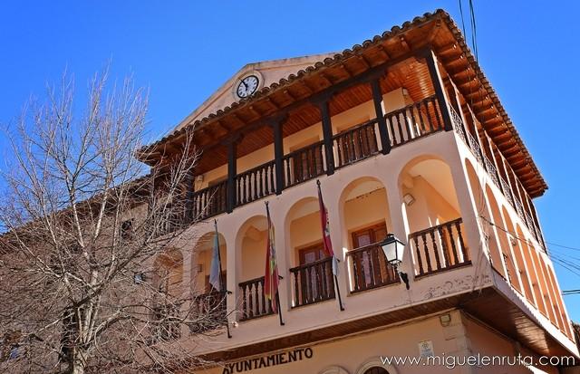 Palomera-Ayuntamiento