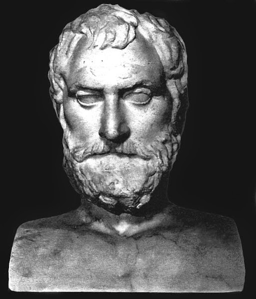thales and his followers anaximander and He was a key figure in the milesian school, as a student of thales and teacher of  anaximenes and pythagoras he was an early proponent of science, and is.