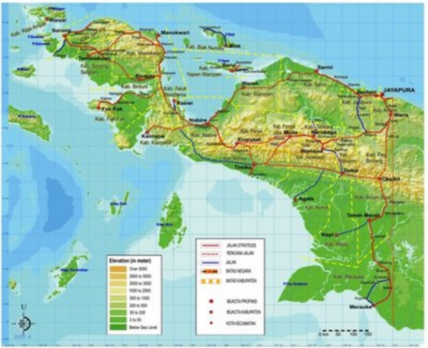 Perjuangan Bangsa Indonesia merebut Irian Barat