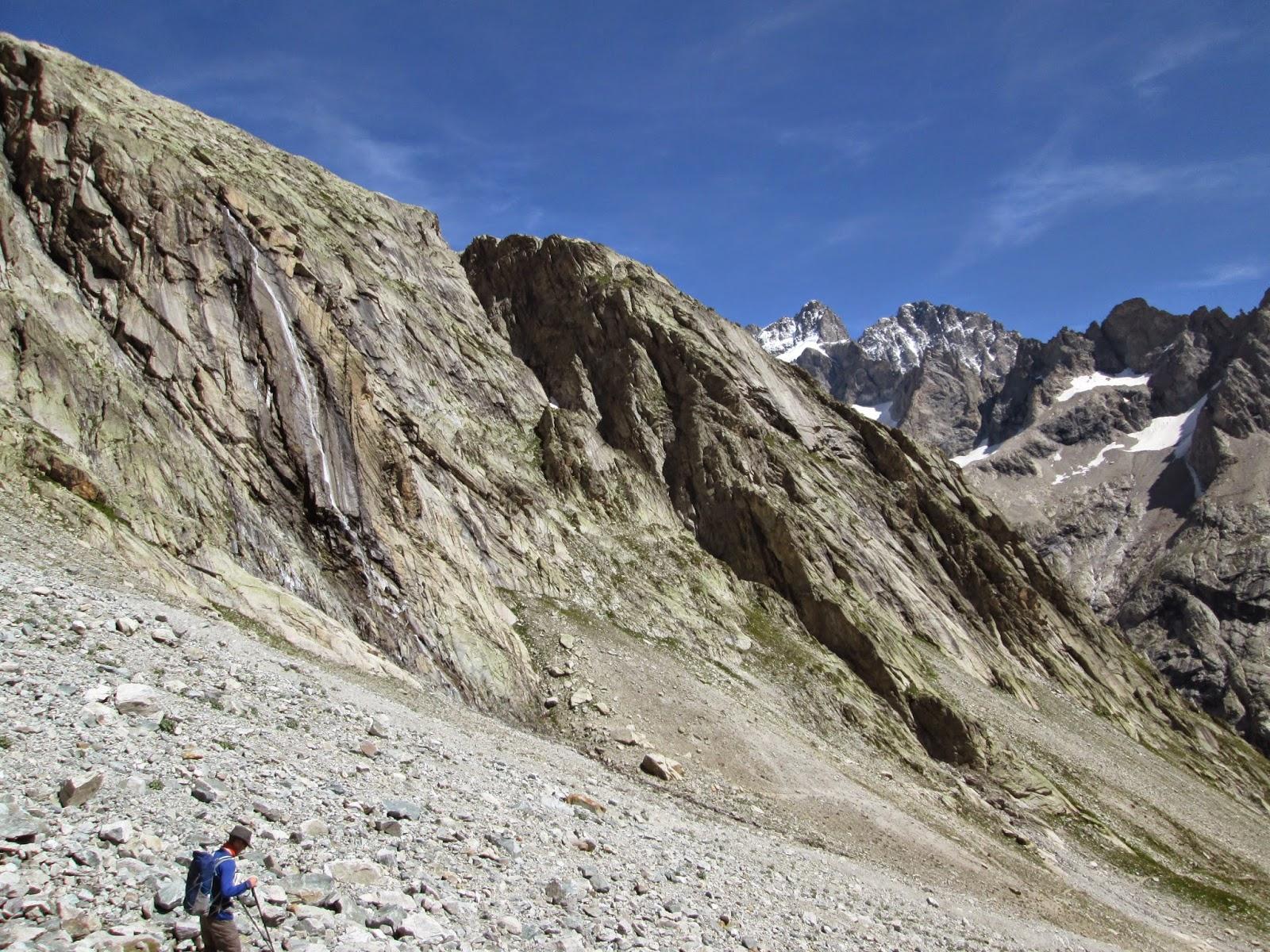 La Meije, Ecrins National Park, Alps, France