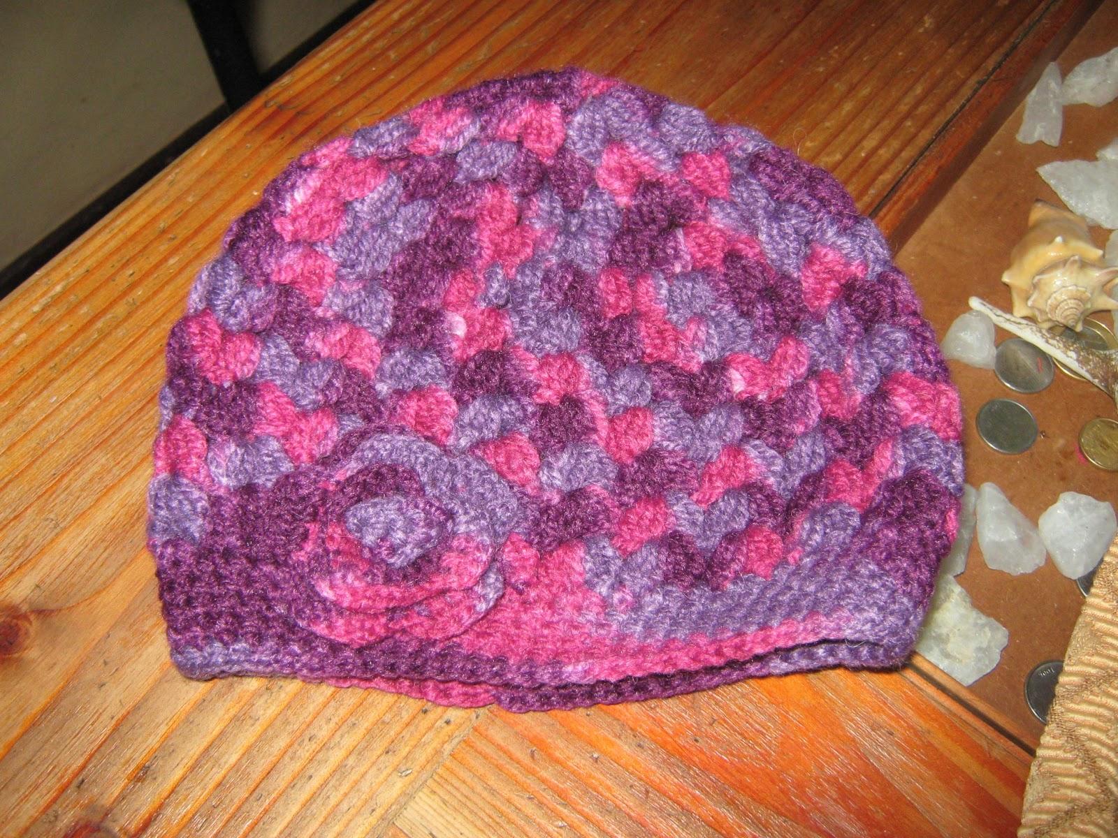 """Ganchillo """"Deditos Mágicos"""": Gorros a crochet"""