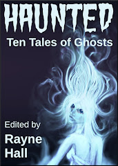 Haunted: Ten Tales of Ghosts