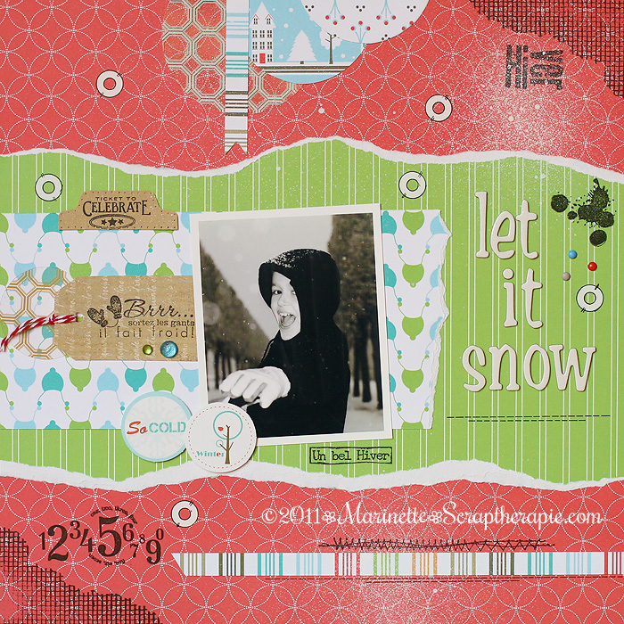 28 novembre {Let it snow} Letitsnowf