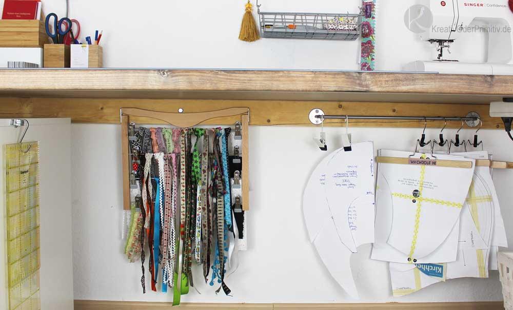 Kreativ oder Primitiv?: Sewing Secrets: Nähzimmer