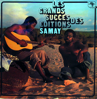 Les Grands Succes des Editions Samay,Sonafric 1976