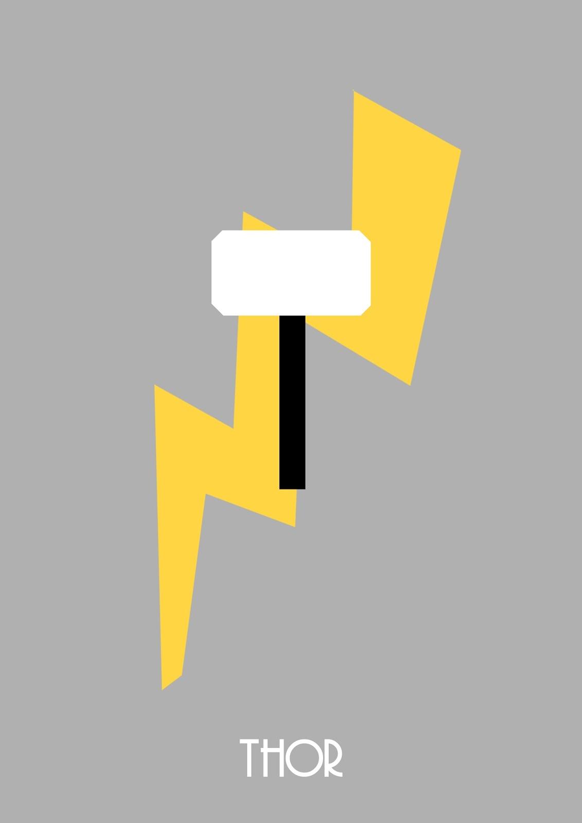 cg design thor the god of thunder