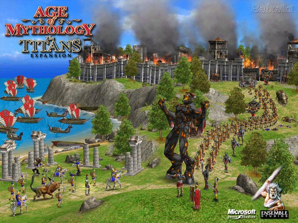 Age of Mythology Titans - ISO File