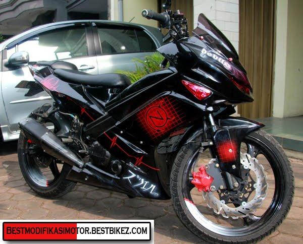 Spesifikasi Modifikasi Yamaha Jupiter MX Terbaru 2012 :