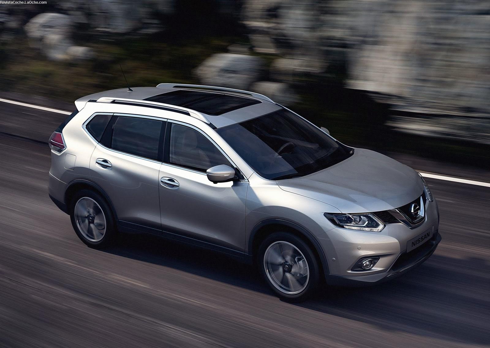 Revista Coche: Nuevo Nissan X-Trail 2015