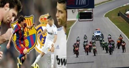 Jadwal Motogp 2015 dan El Clasico