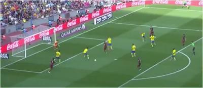 2-0 gol de Luis Suarez