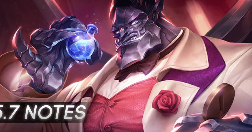 Surrender at 20: Patch 5.7 Notes
