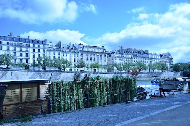 Paris quai seine