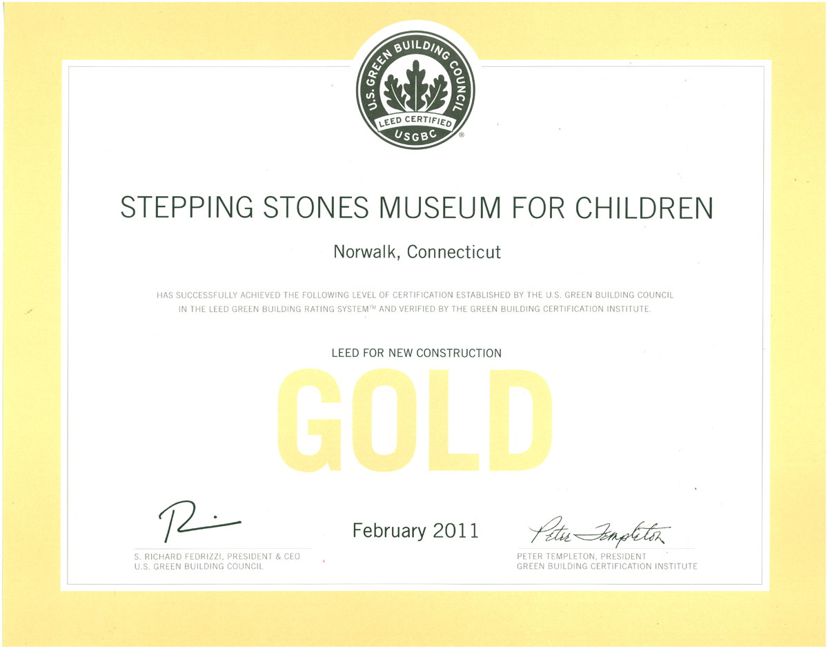 Beinfield Architecture Stepping Stones Museum For Children And