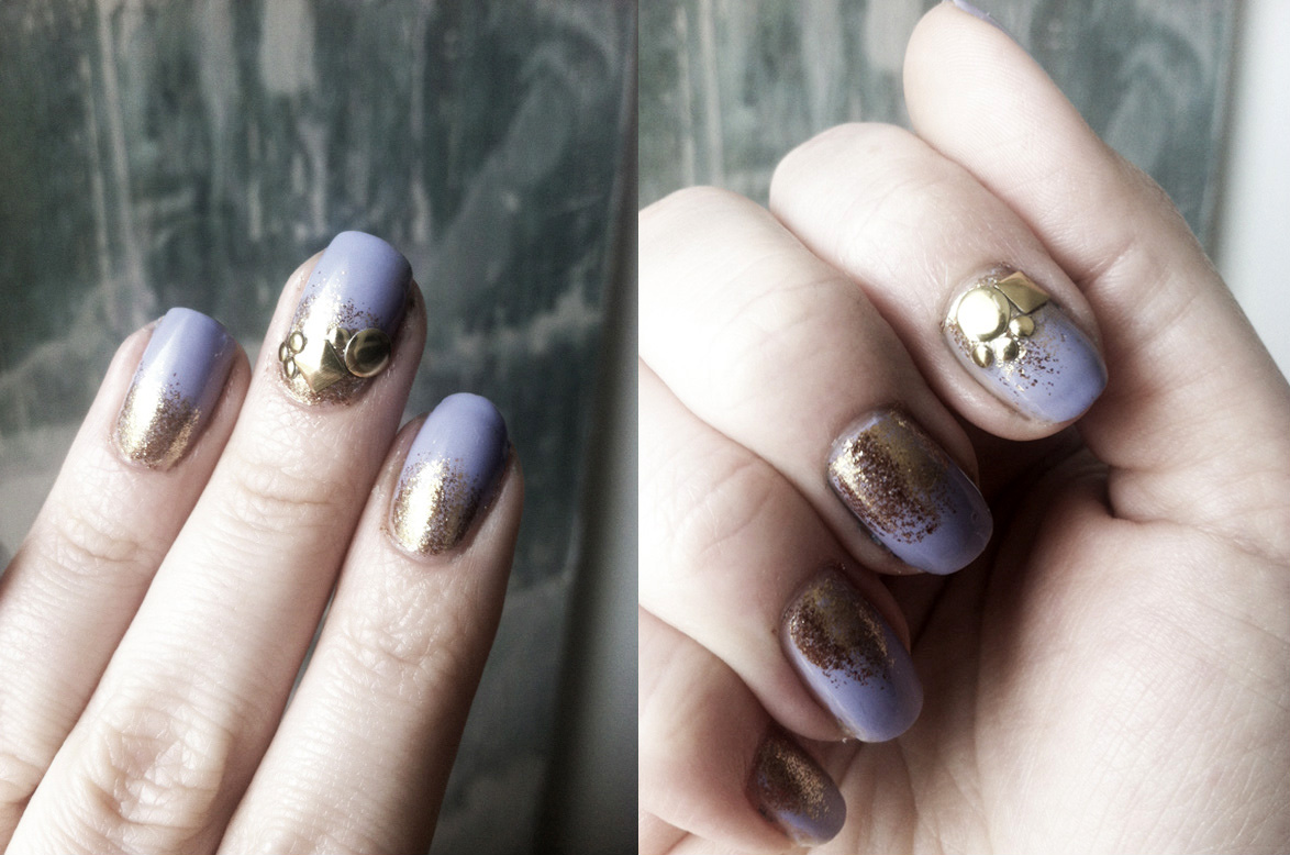 Glue Things to Things! (DIY Studded Nails and Phone Case Design ...