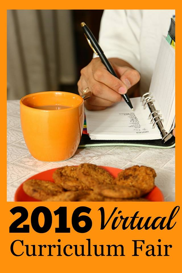 Virtual Curriculum Fair 2016