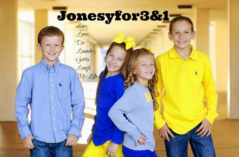 Jonesyfor3&1