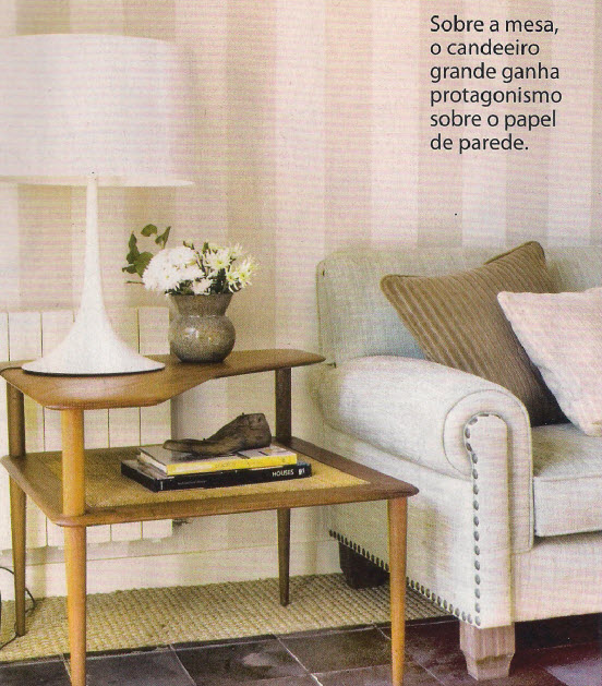 decoracao de interiores mistura de estilos : decoracao de interiores mistura de estilos:Mistura de estilos na sua casa: retro e atual