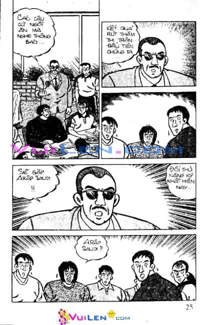 Jindodinho - Đường Dẫn Đến Khung Thành III Tập 57 page 25 Congtruyen24h