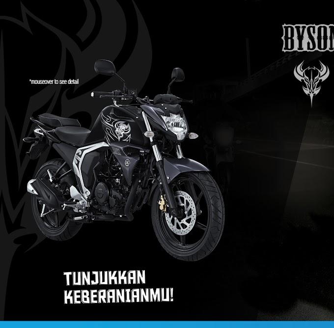 Spesifikasi All New Yamaha Byson FI