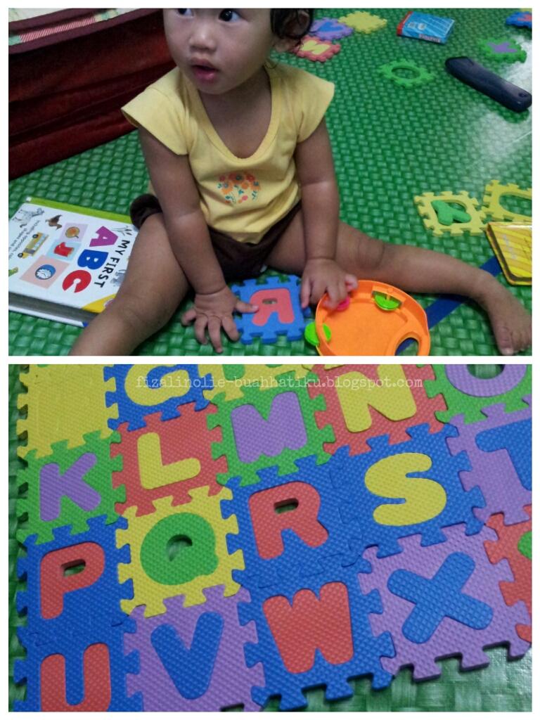 uji minda bayi, mainan untuk uji bayi,