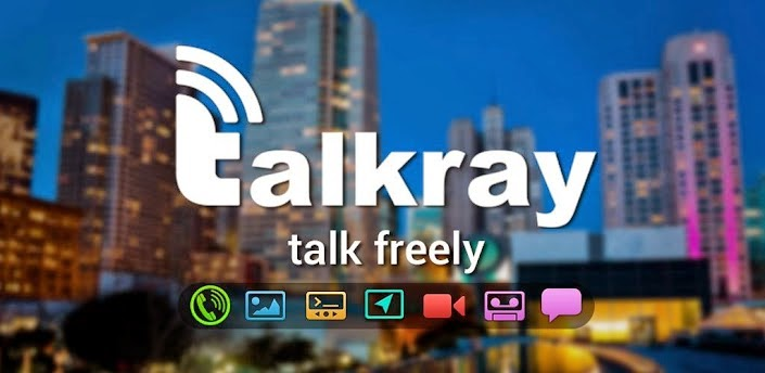 Download Free Calling App- TalkRay for PC