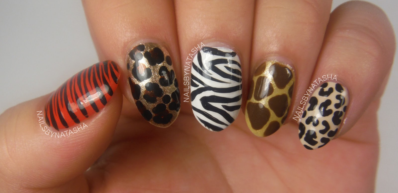 Nails by natasha nail art august day 6 animal print i really want to do a crocodilealligator print someday i tried it on a practice finger but it didnt turn out at all a green print would look really cool prinsesfo Gallery