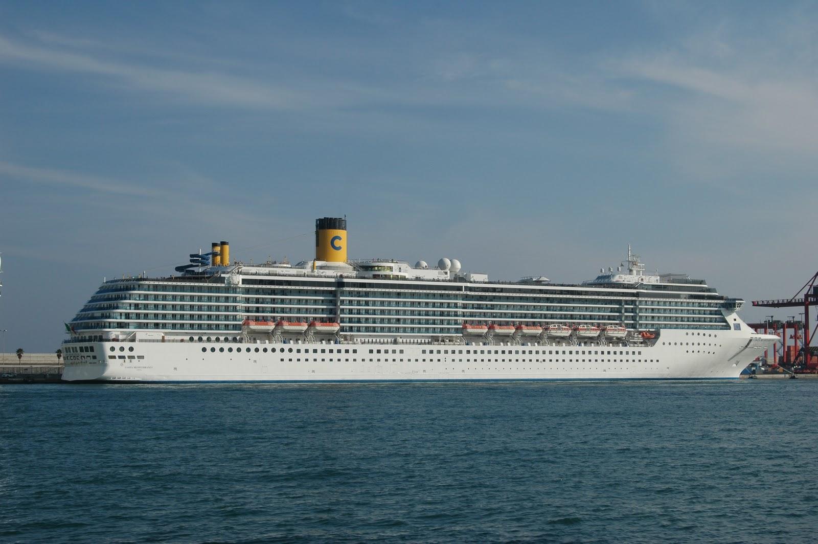 NAVIGATIONCruising And Maritime Themes COSTA CRUISES