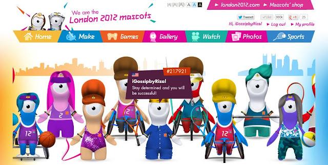 Olympic 2012 London