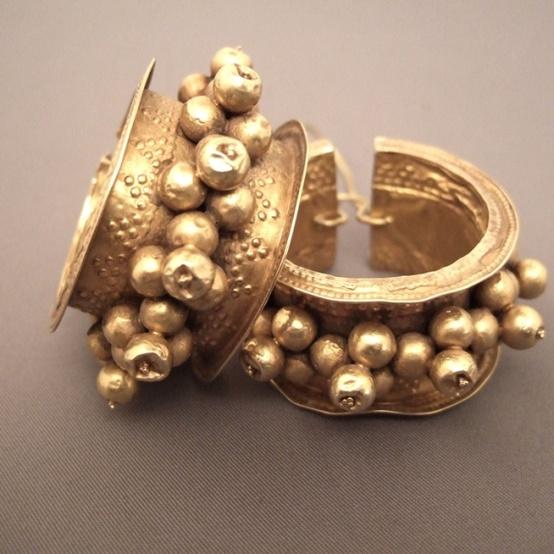 22ct Indian Gold Ruby Necklace Set 544 40: WOMEN'S WORLD: ETHINC DESIGN KADA