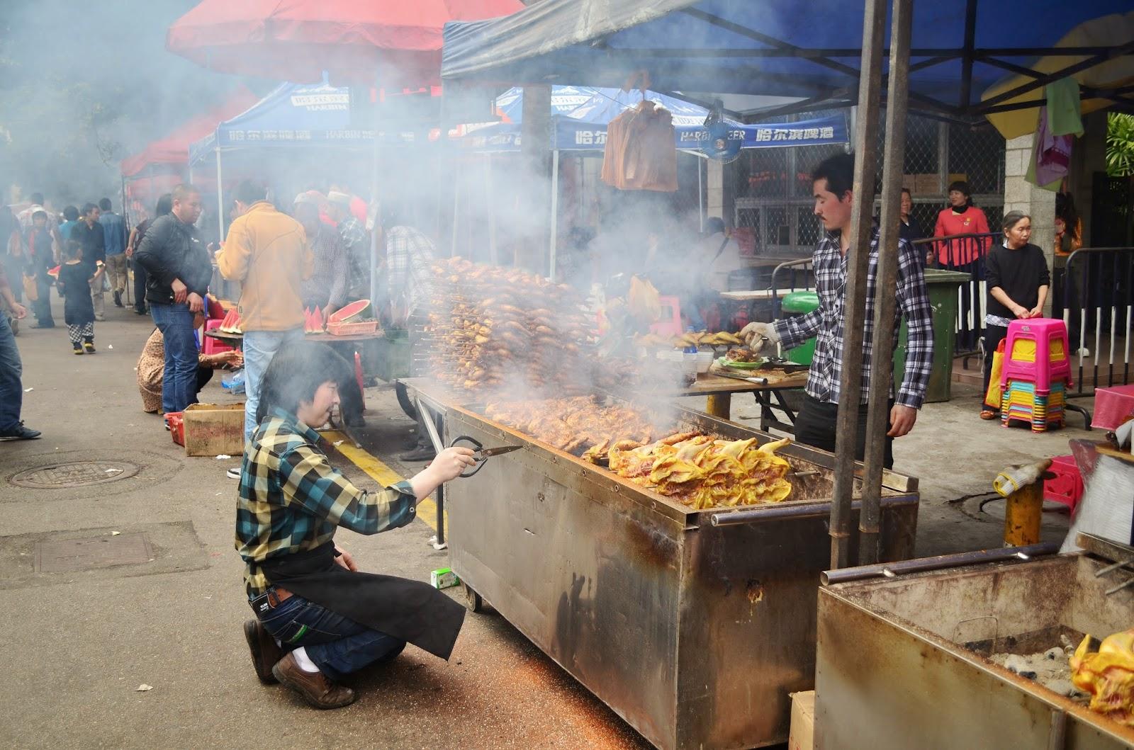 penjejak bayang , guangzhou , borong , jalan-jalan ,