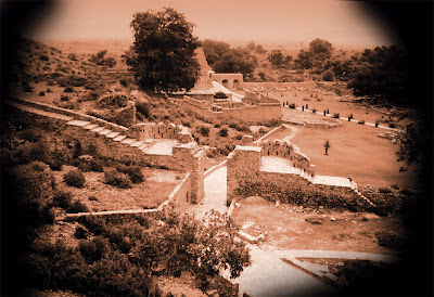 Bhangarh in Rajasthan