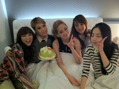 Foto Wonder Girls Terbaru 2012