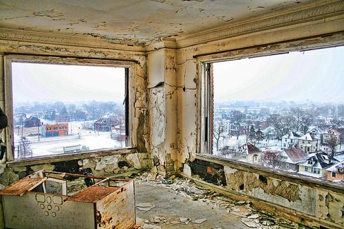 Urban Decay – Detroit