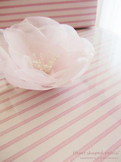 Flor rosa clarinho noivas