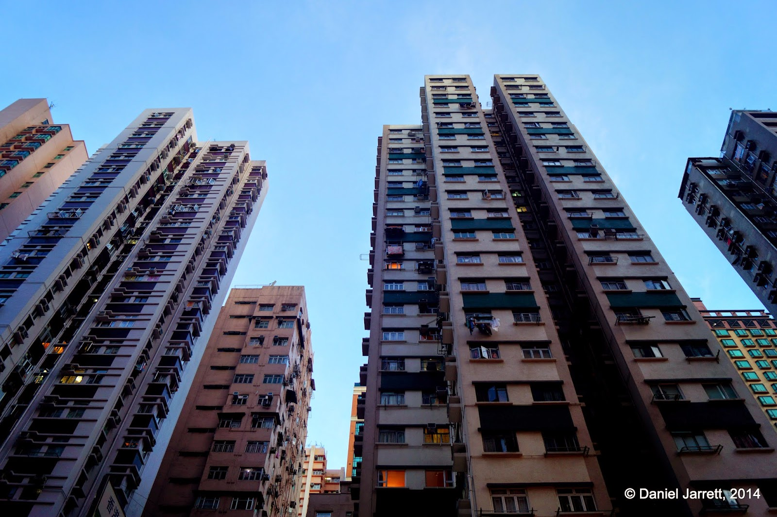 Humanity of Hong Kong Housing