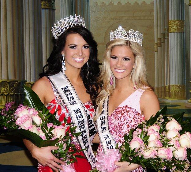miss nebraska usa 2012 winner amy spilke
