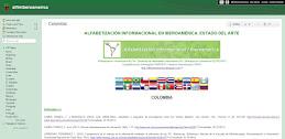 Wiki: ALFIN/Iberoamérica sección Colombia