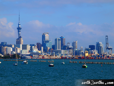 Auckland The City of Sails