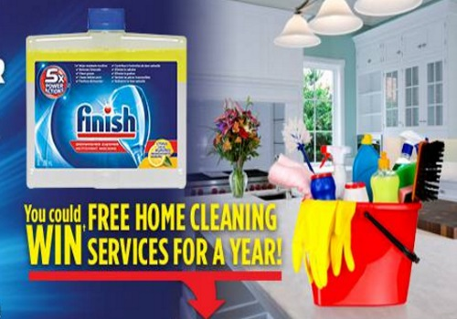 Finish Free Home Cleaning Services for a Year Contest