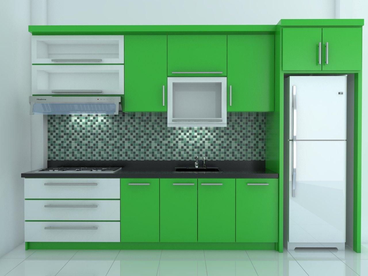 Meja Dapur Minimalis Dekorasi Rumah Mungil