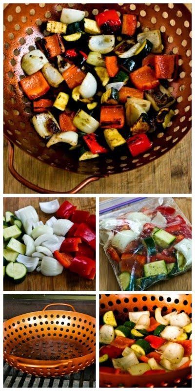 ... Grilled Vegetables (How to Cook Vegetables on the Grill) | Kalyn's
