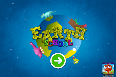 Earth School iPhone / iPad App Review