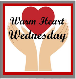 WARM HEART WEDNESDAY SPONSORED BY JENNY  MATLOCK
