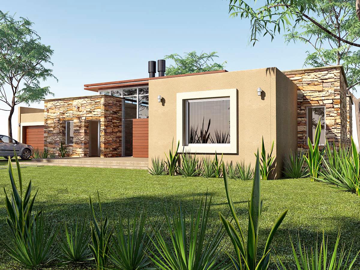 R e n f i s arquitectura digital vivienda unifamiliar for Vivienda unifamiliar arquitectura