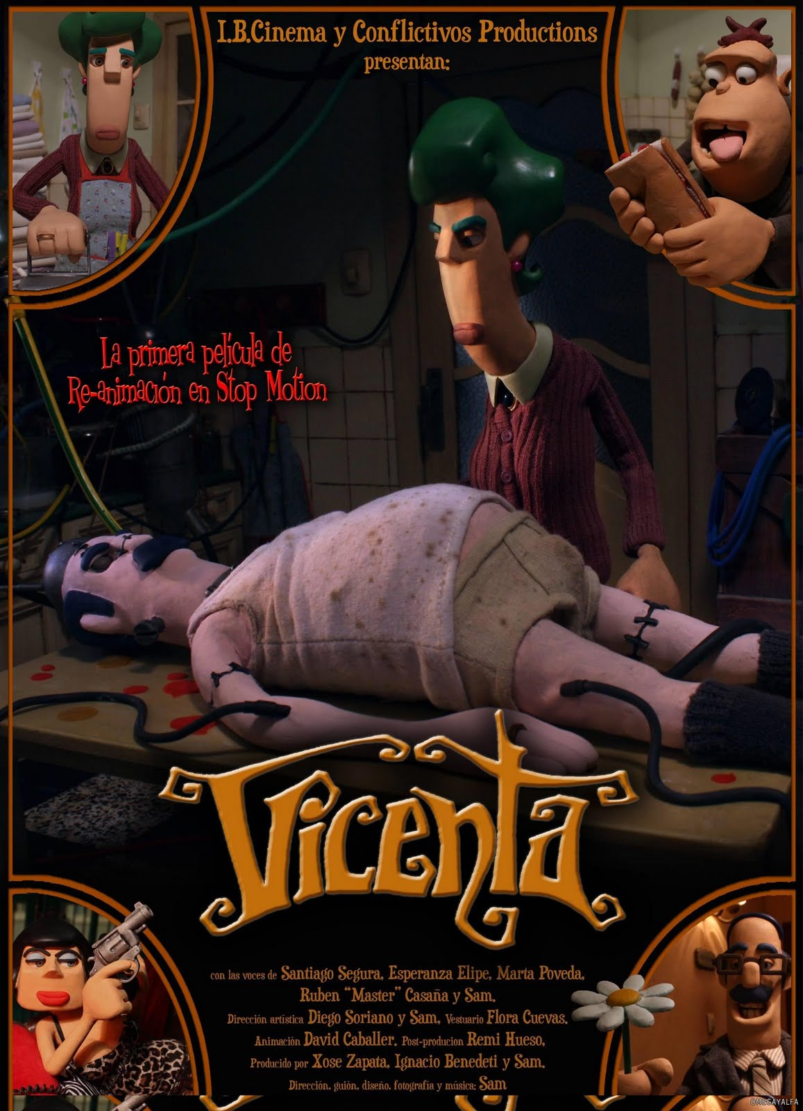 Ver Vicenta (2011) Online