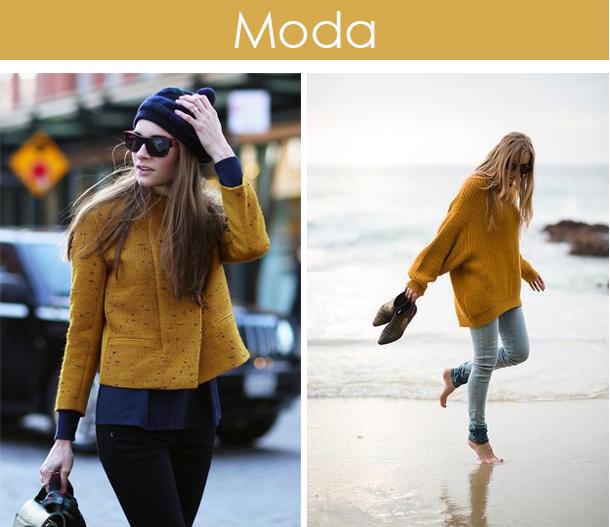 mostaza moda